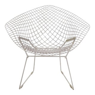 Vintage Bertoia Diamond Chair For Sale