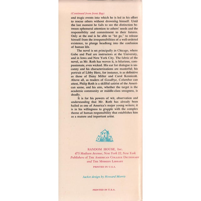 """1960s 1962 """"Letting Go"""" Collectible Book For Sale - Image 5 of 6"""