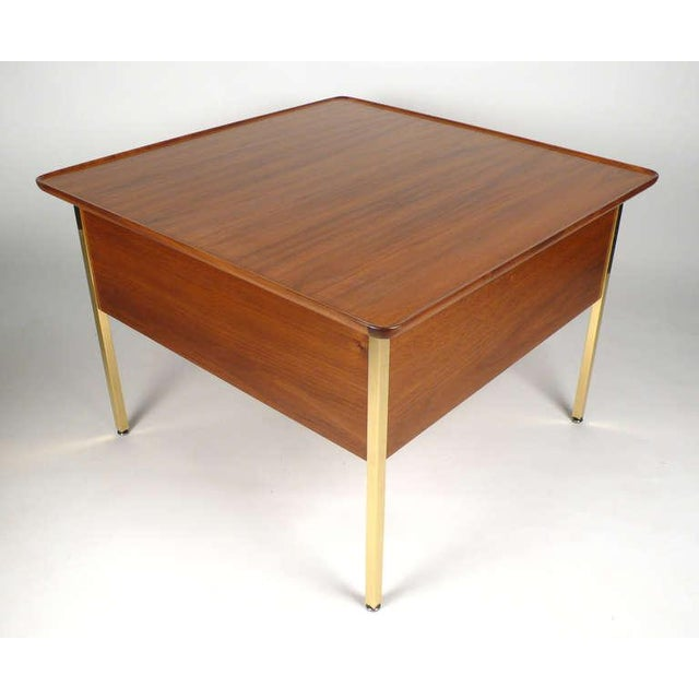 1950s Early Milo Baughman Side Tables for Arch Gordon For Sale - Image 5 of 9