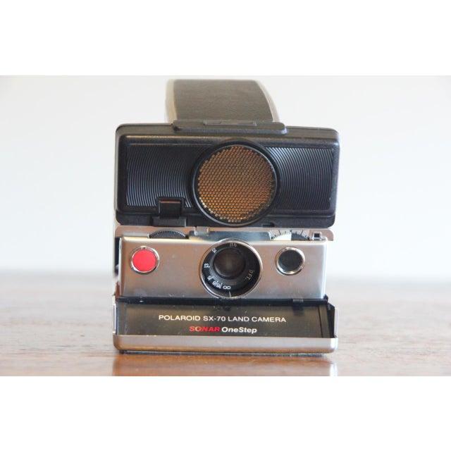 Vintage Polaroid SX-70 Sonar Camera - Image 5 of 11