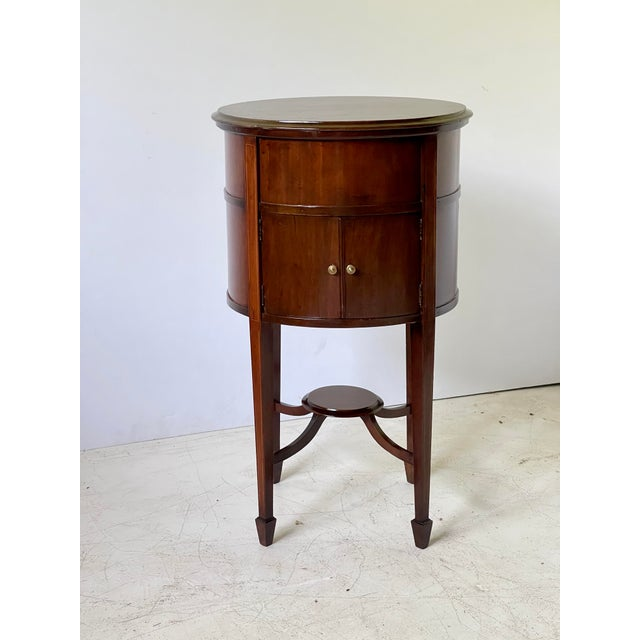 19th Century English Georgian Side Table For Sale - Image 4 of 13