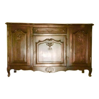 18th Century French Provincial Sideboard / Buffet For Sale