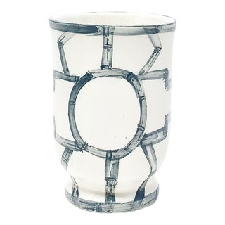 Bamboo Fret Tumbler in Graphite For Sale