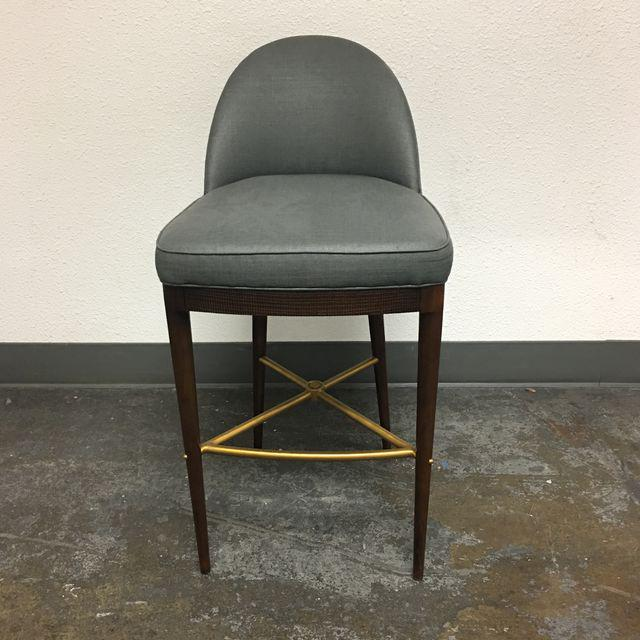 Hickory Chair Laurent Bar Stool Chairish