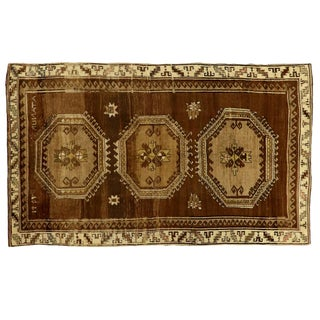 "Traditional Wool Kazak Rug - 5'6"" X 8'8"" For Sale"
