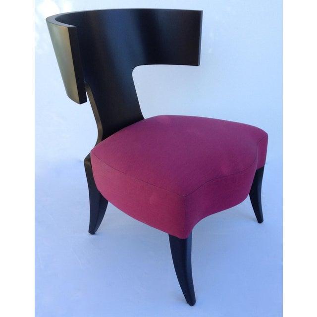 "John Hutton for Donghia ""Klismos"" Chair - Image 3 of 11"