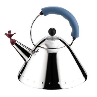 Michael Graves for Alessi Bird Whistle Tea Kettle For Sale