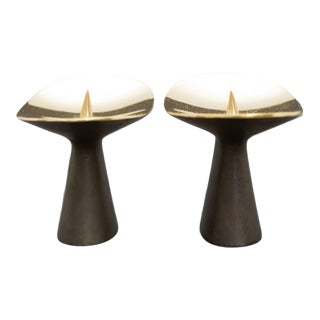 Carl Auböck Candle Holders #3469 For Sale