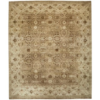 """New Oushak Hand Knotted Area Rug - 8'2"""" X 10'2"""""""