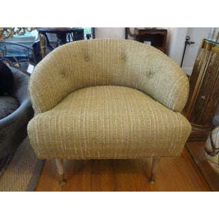 Italian Mid Century Gio Ponti Inspired Lounge Chairs- a Pair Preview