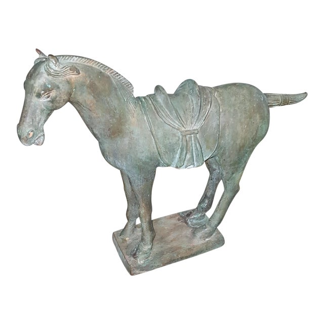 Bronze Patina Horse For Sale