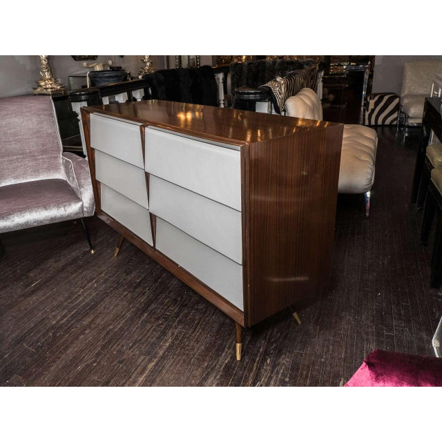 Mid-Century Modernist Dresser, 1960s For Sale In New York - Image 6 of 6