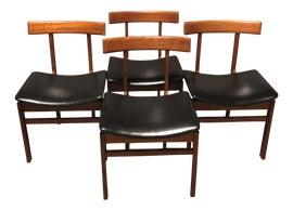 Image of Finn Juhl Dining Chairs