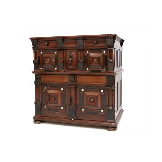 Antique Brutalist Chest For Sale - Image 4 of 8