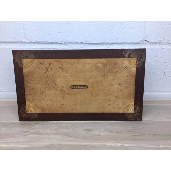 Vintage Cigar Humidor - Image 12 of 12