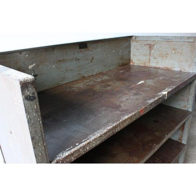 Industrial Metal Rolling Cart - Image 4 of 5