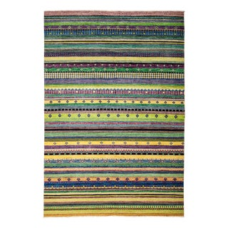 """Lori Hand Knotted Area Rug - 6'1"""" X 9'"""