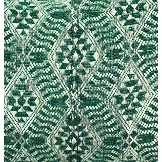 Handloomed Sumba Ikat Lumbar Pillow - Image 7 of 7