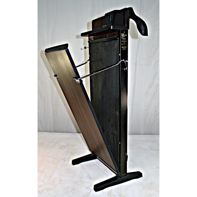 Vintage Trouser Press For Sale In Miami - Image 6 of 7