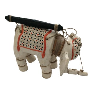 Articulated Elephant Puppet For Sale