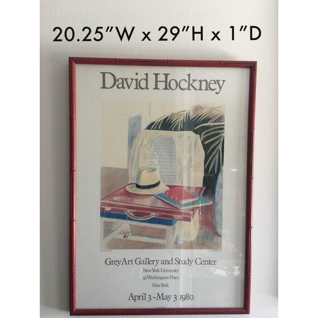 Realism David Hockney Exhibition Print For Sale - Image 3 of 11