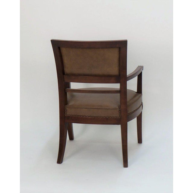 Empire Armchair For Sale In New York - Image 6 of 11