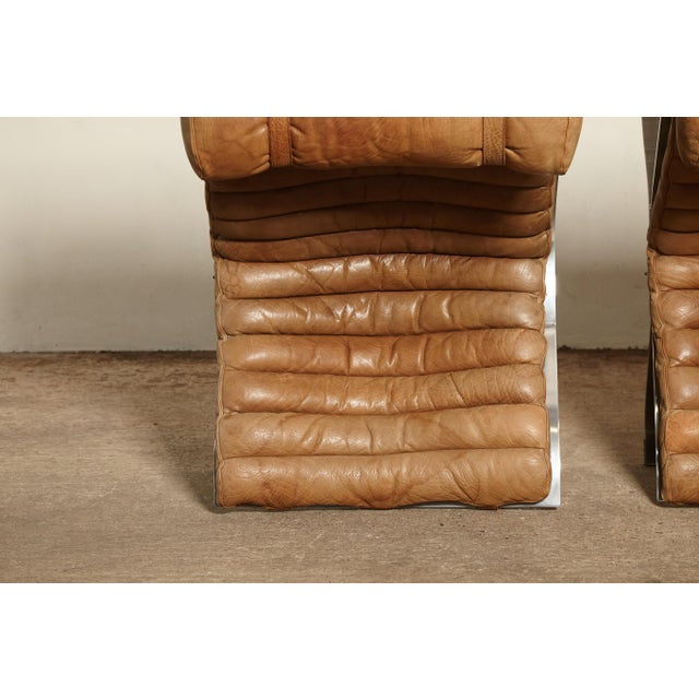 Pair of Arne Norell Ari Chairs, Norell Mobler, Sweden, 1970s For Sale - Image 12 of 13