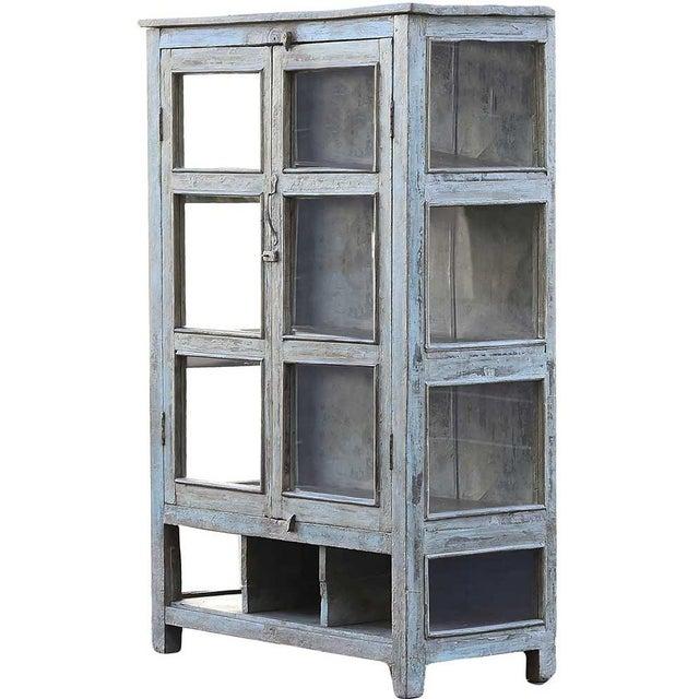Bluebelle Vintage Cabinet - Image 1 of 4