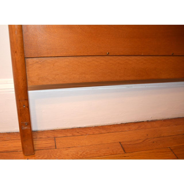 Paul McCobb Mid-Century Modern Twin Headboards - a Pair For Sale In Boston - Image 6 of 11