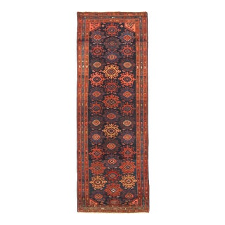 Persian Malayer Design Runner For Sale