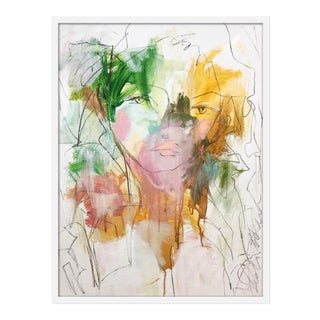 "Medium ""Lilly"" Print by Leslie Weaver, 26"" X 35"" For Sale"