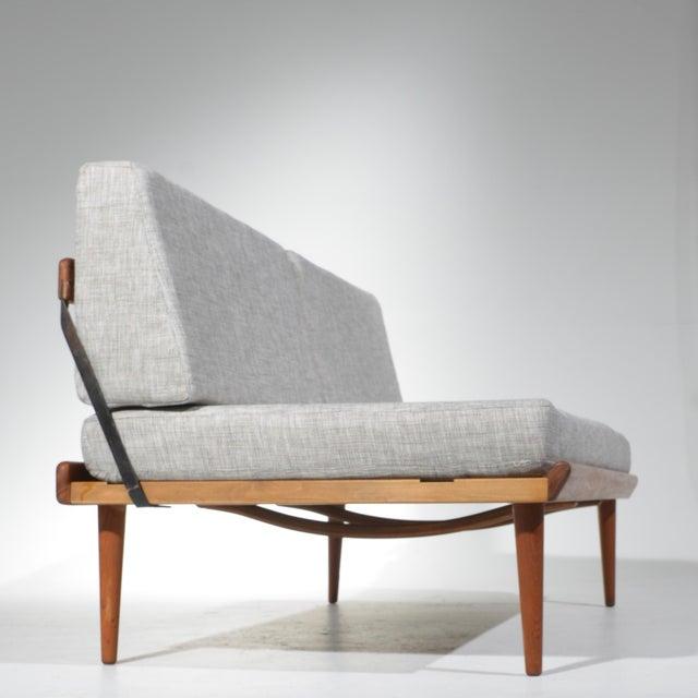 Peter Hvidt & Orla Mølgaard-Nielsen Fd451 Daybed Living Room Set For Sale In Los Angeles - Image 6 of 13