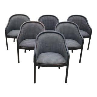 Bernhardt Arm Chairs - Set of 6