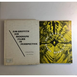 d.w. Griffith and Busby Berkeley Books - Set of 2 Preview