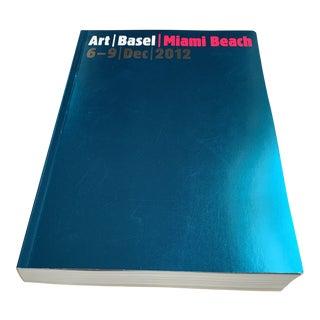 Modern Art Basel Catalog For Sale