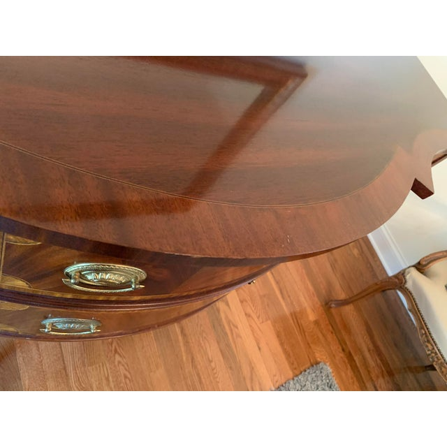 Councill Furniture Federal Councill Craftsmen Mahogany Sideboard For Sale - Image 4 of 13