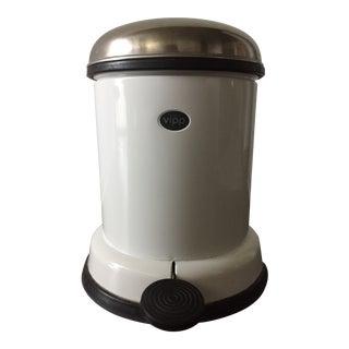 Vipp 13 Pedal Bin - 1 Gallon For Sale
