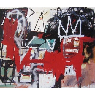 Untitled, Giclee Print, Jean-Michel Basquiat For Sale
