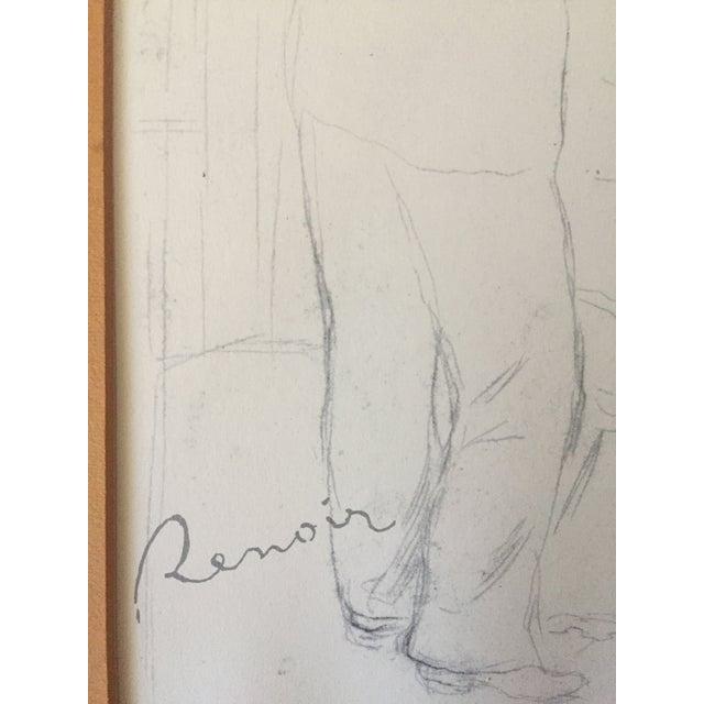 "Vintage Renoir Reprint ""Dance at Chatou"" - Image 6 of 7"