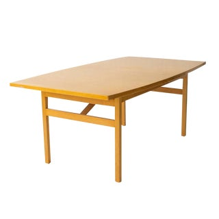 Jens Risom Dining Table with Leaves