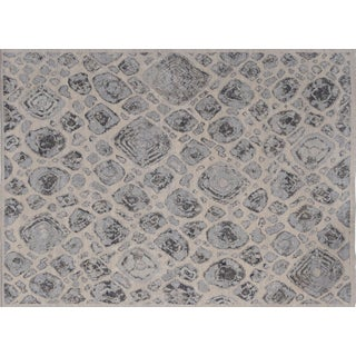 Stark Studio Rugs Contemporary New Oriental Wool Rug - 8′ × 10′ For Sale
