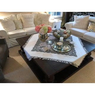 Restoration Hardware Balustrade Coffee Table Preview