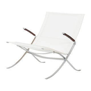 1960s Fabricius and Kastholm FK82 Chair for Krill International For Sale