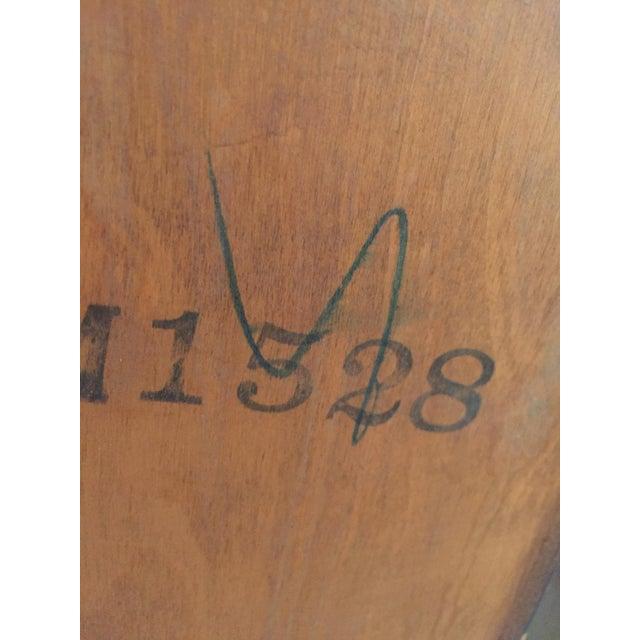 Wood Heywood Wakefield Encore Series 5 Drawer Dresser For Sale - Image 7 of 7