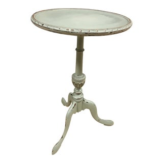Petite Accent Table For Sale