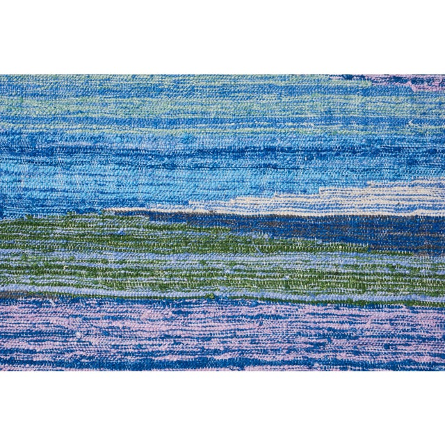 Contemporary Schumacher Nils Hand-Woven Area Rug, Patterson Flynn Martin For Sale - Image 3 of 6