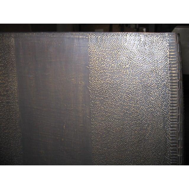 Bronze Bijou Drape Console Table For Sale - Image 8 of 10
