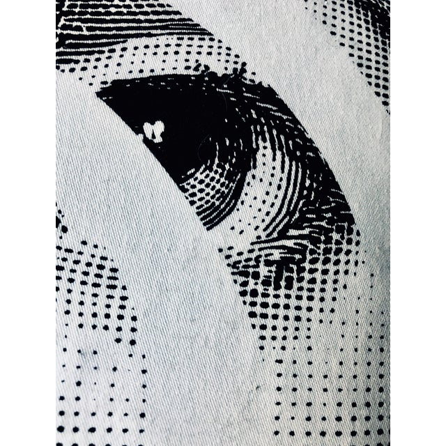 Modern Fornasetti Pillow From the Collection Theme and Variations For Sale - Image 10 of 12