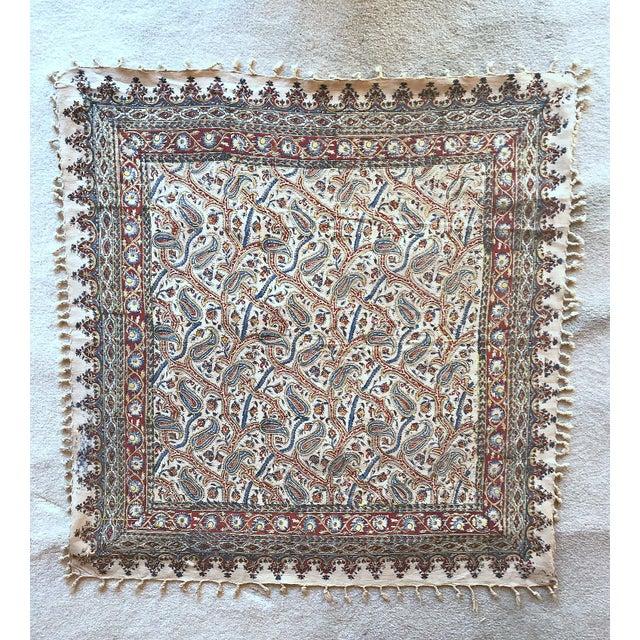 Antique Persian 19th Century Textile - Image 5 of 7