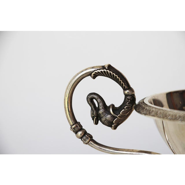 19th Century Antique Sterling Silver Cup For Sale - Image 6 of 13